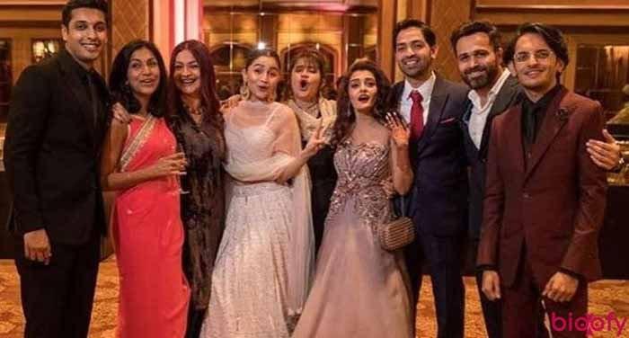 Alia Bhatt Family Pictures