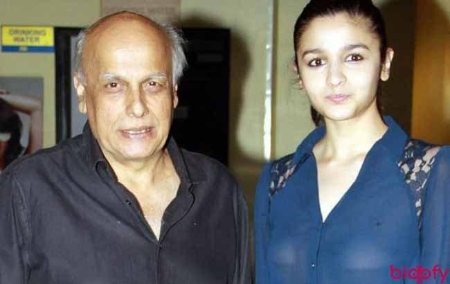 Alia Bhatt Father Picture