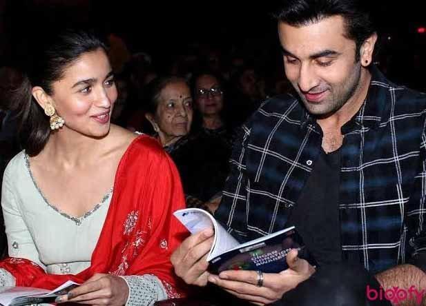 Alia Bhatt With Ranbir Kapoor
