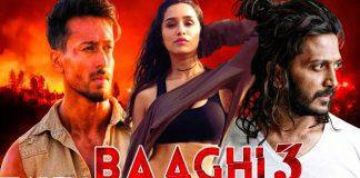 Baaghi 3 Movie Cast