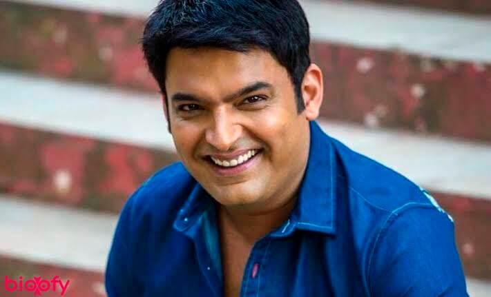 Kapil Sharma Biography