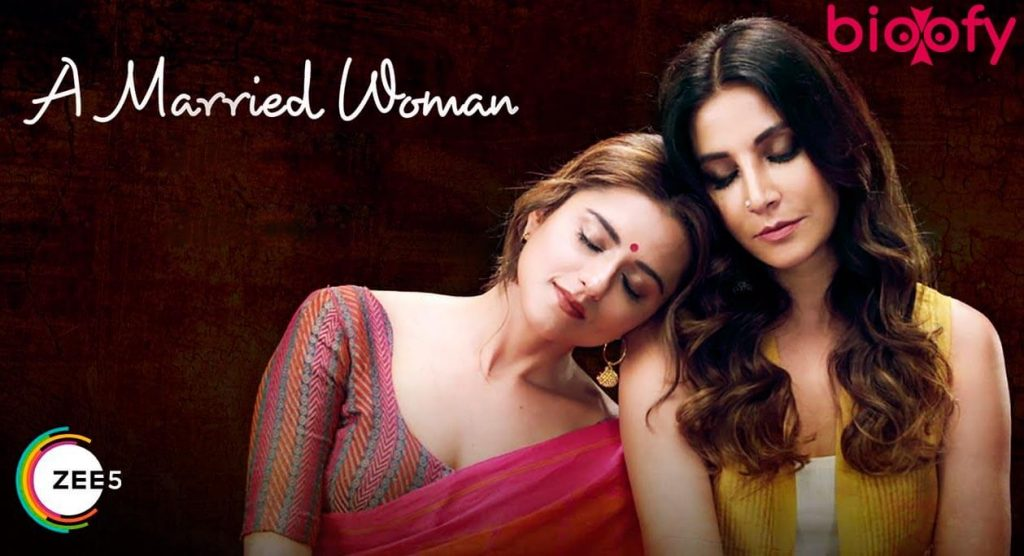a married woman web series cast, A Married Woman (ZEE5) Web Series Cast & Crew, Roles, Release Date, Story, Trailer
