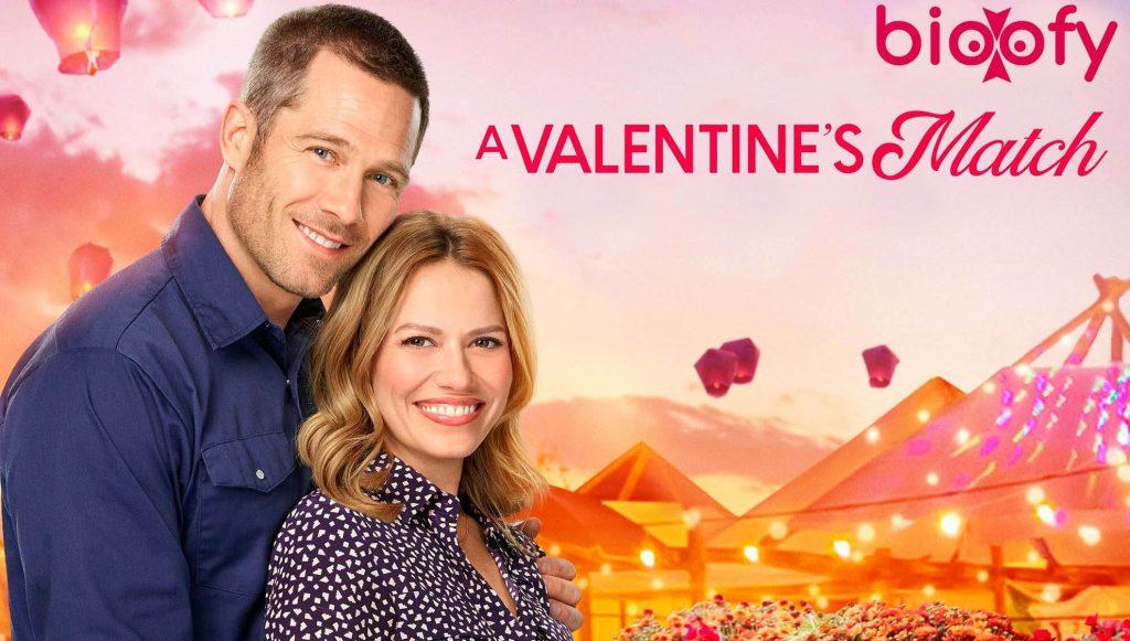 A Valentines Match Cast, A Valentine's Match (Hallmark) Movie Cast & Crew, Roles, Release Date, Story, Trailer
