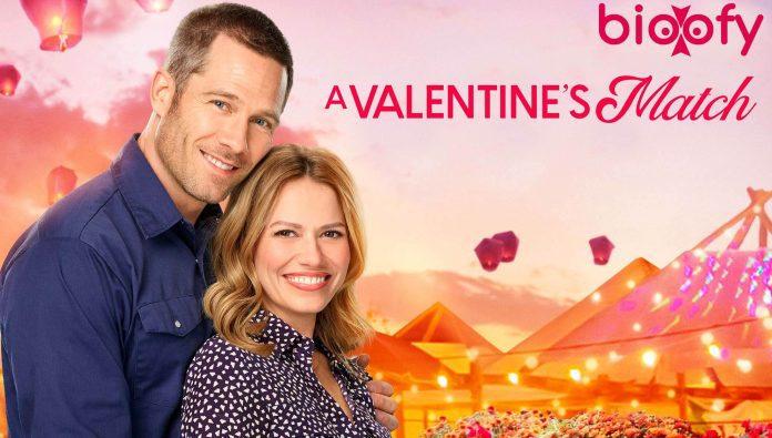 A Valentines Match Cast