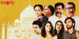 Taj Mahal 1989 Web Series cast