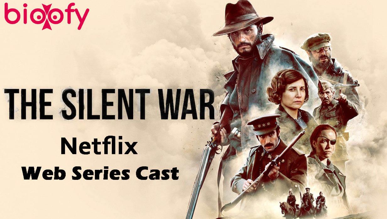 The Silent War web series cast