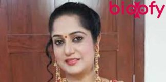 Jayashree Rao Biography