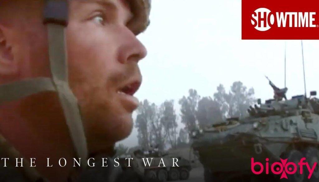 The Longest War Cast, The Longest War (Showtime) Cast & Crew, Roles, Release Date, Story, Trailer