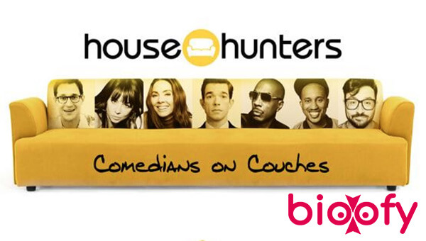 House Hunters Comedians on Couches