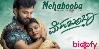 Mehabooba Kannada Movie