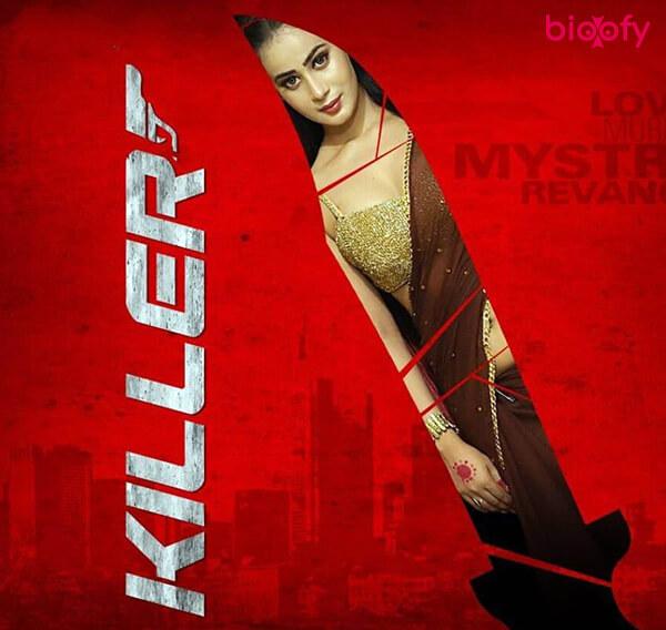 Killer Web Series Cast