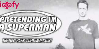 Pretending I'm a Superman The Tony Hawk Video Game Story'