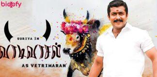 Suriya's Vaadivasal Tamil Movie