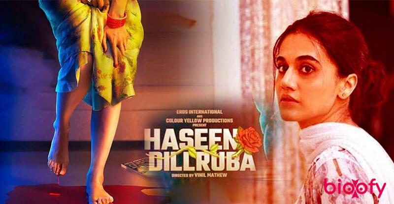 Haseen Dillruba 2021 banner HDMoviesFair