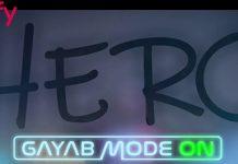 Hero Gayab Mode On 218x150