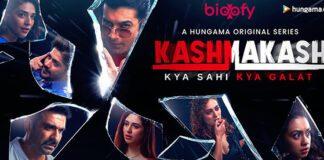 Kashmakash cast