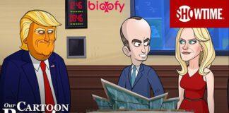 Our Cartoon President Season 3 Cast