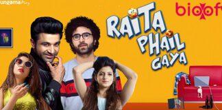 Raita Phail Gaya Cast