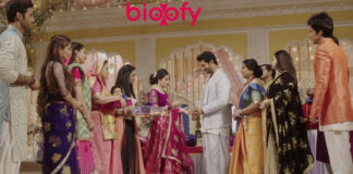 Ved-Payal Engagement