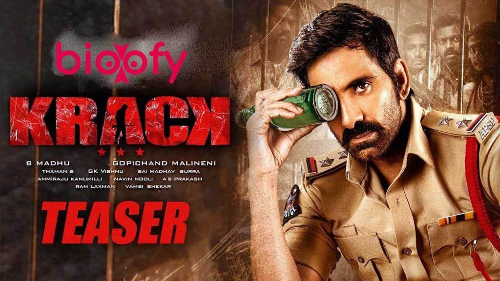Krack Telugu Movie 2020