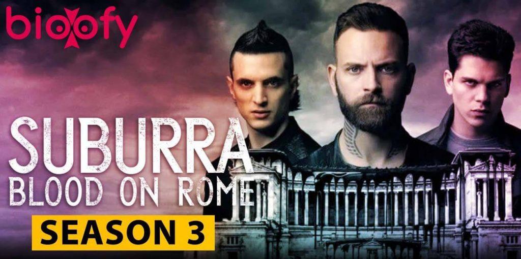 Suburra Blood on Rome Season 3