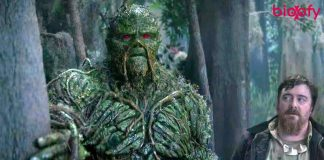Swamp Thing 2020