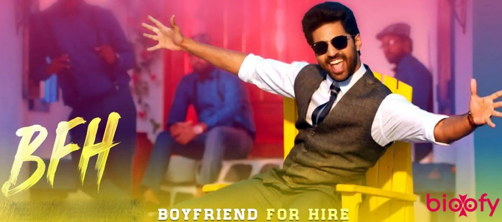 Boyfriend For Hire Movie