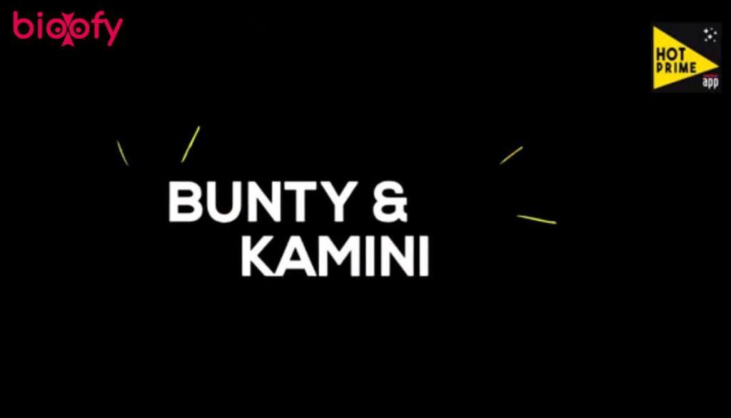 Bunty and Kamini