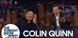 Colin Quinn & Friends A Parking Lot Comedy Show
