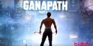 Ganapath Movie Cast