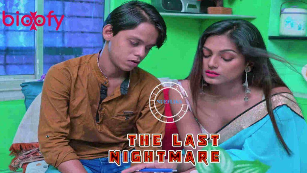 The Last Nightmare Movie