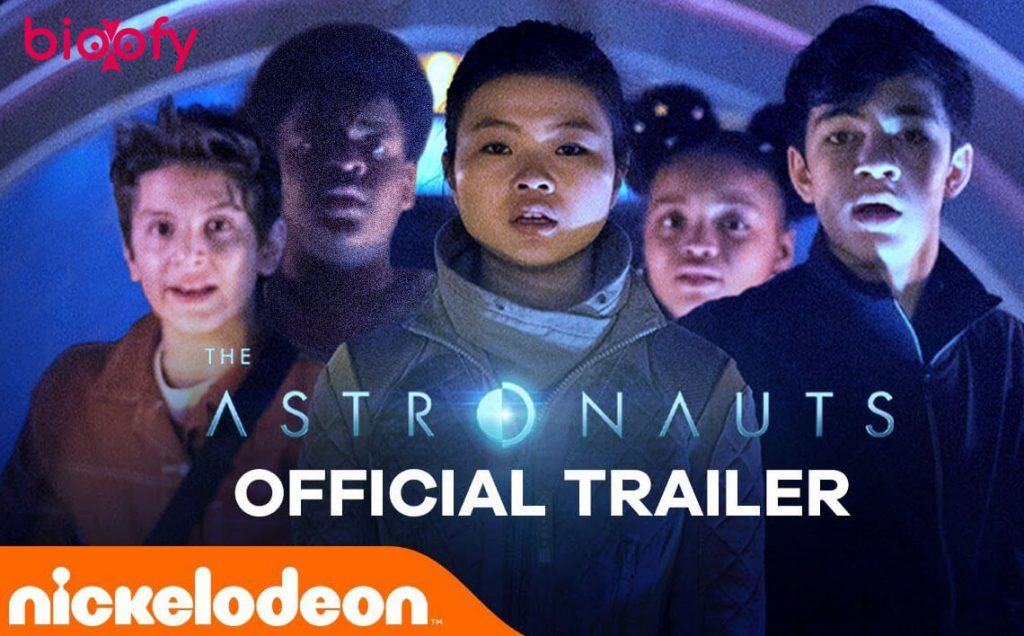 the astronauts nickelodeon