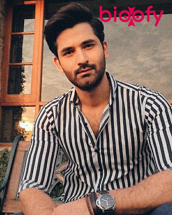 Mirza Zain Baig Pic