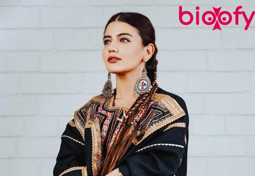 Zara Noor Abbas Pic 2021