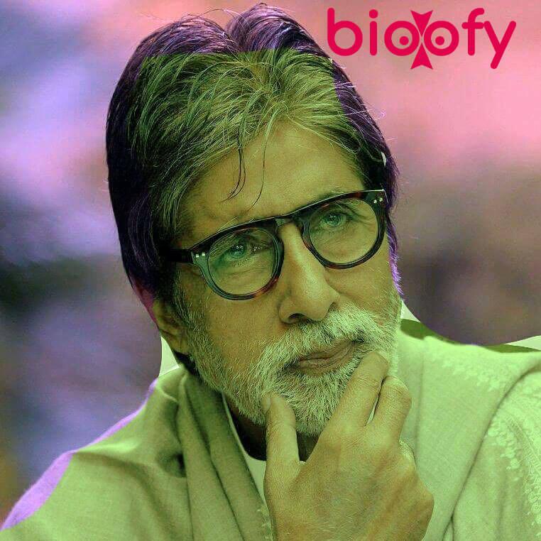 Amitabh Bachchan 2021