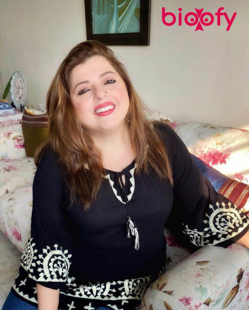 Delnaaz Irani Biography 822x1024