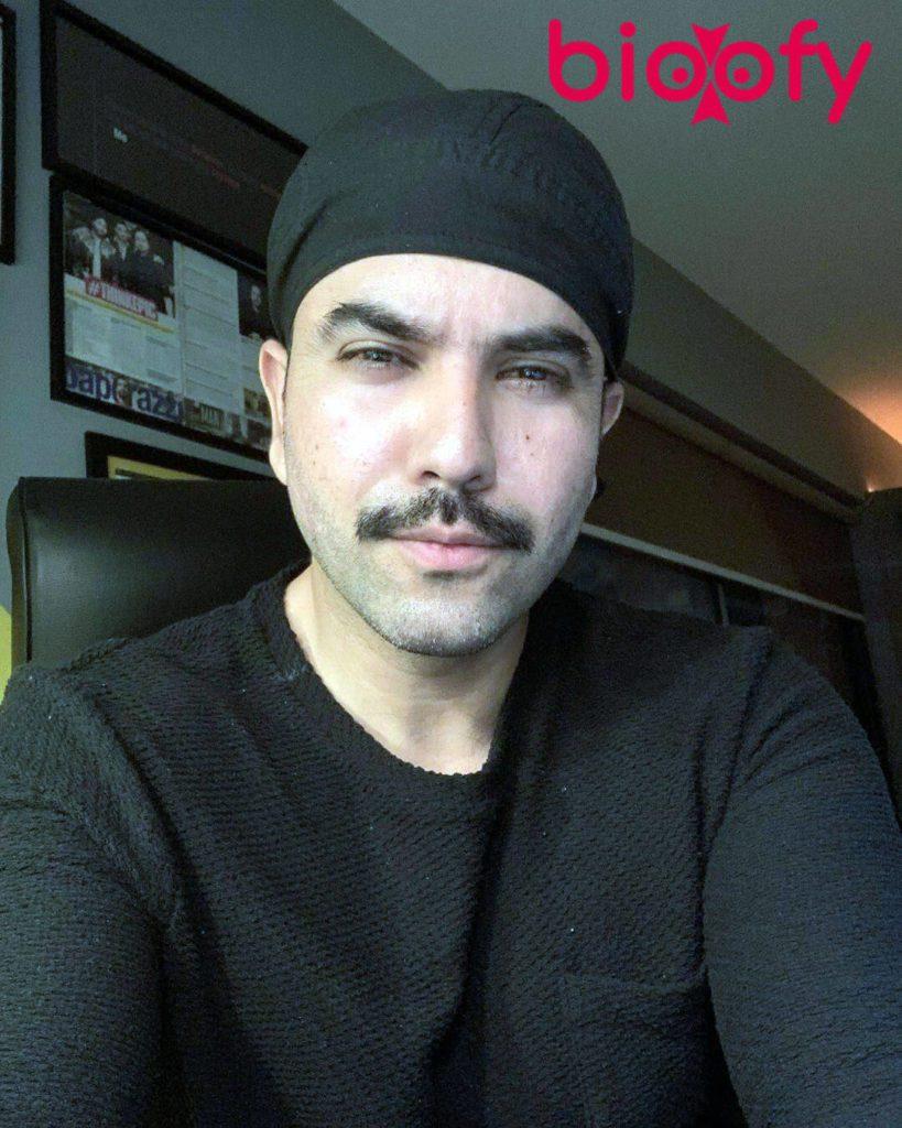 Junaid Khan Image 819x1024