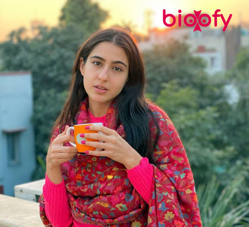 Sara Ali Khanbiograhy