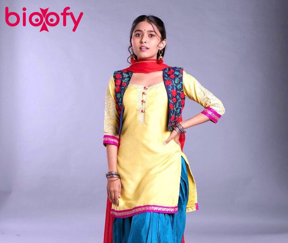 Aishani Yadav Bioofy