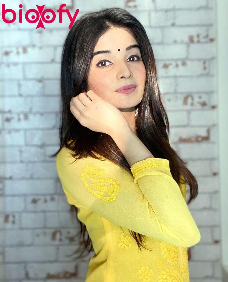 Bhavika Sharma Bio
