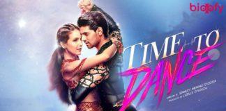 Time To Dance Disney 324x160