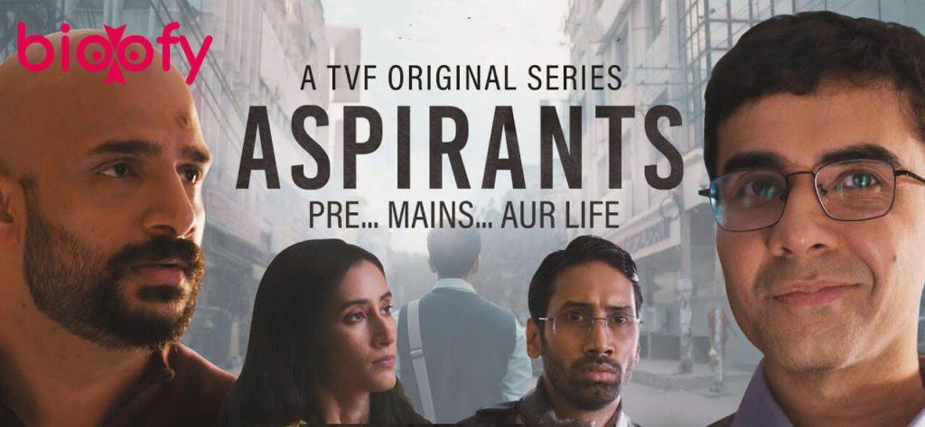 , Aspirants (TVF) Cast and Crew, Roles, Release Date, Trailer