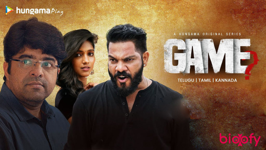 , Game (Hungama Play) Cast and Crew, Roles, Release Date, Trailer