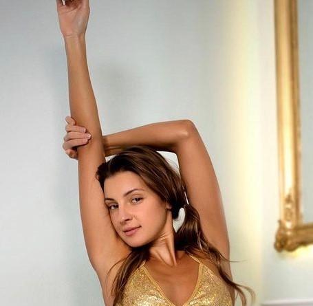 , Maria Ryabushkina Biography, Age, Images, Height, Figure, Net Worth