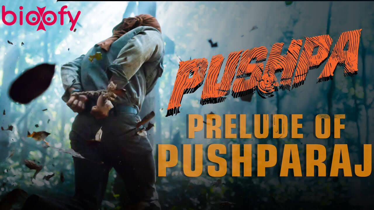 , Prelude of Pushparaj Cast and Crew, Roles, Release Date, Trailer
