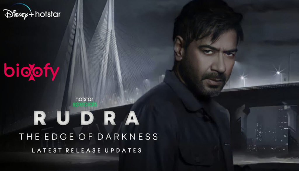 , Rudra The Edge of Darkness (Hotstar) Cast and Crew, Roles, Release Date, Trailer
