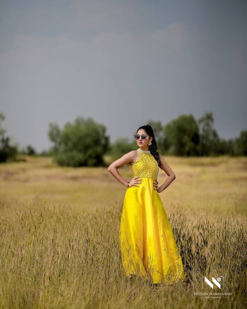 , Anaswara Rajan Biography, Age, Images, Height, Figure, Net Worth