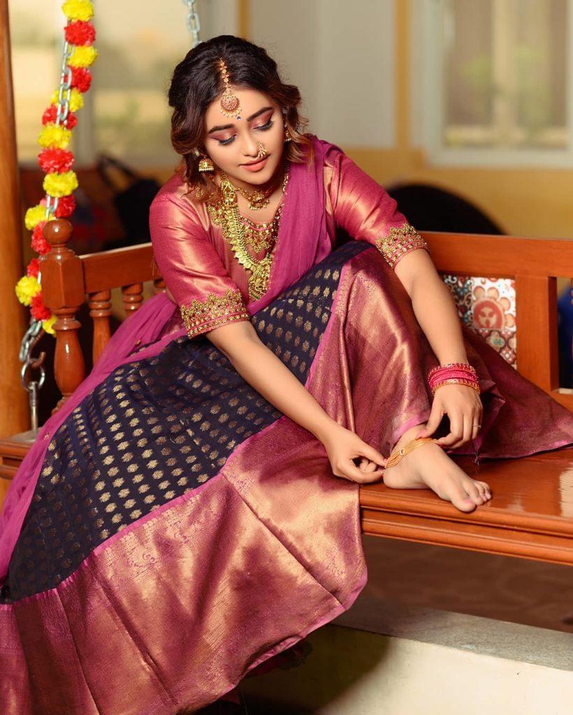 , Anushree Janardhan Biography, Age, Images, Height, Figure, Net Worth