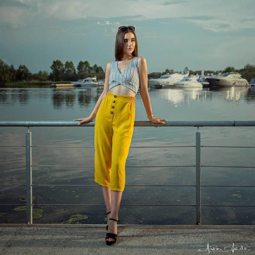 , Elizabete Rumjanceva Biography, Age, Images, Height, Figure, Net Worth