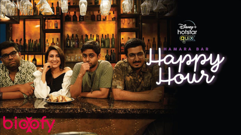 , Hamara Bar Happy Hour (Hotstar) Cast and Crew, Roles, Release Date, Trailer
